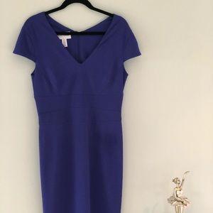 Donna Morgan Royal blue dress. Sz 12 perfect